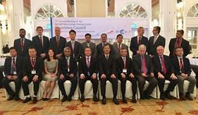 Đoàn công tác Cảnh sát biển Việt Nam dự Hội nghị Hội đồng điều hành ReCAAP lần thứ 13 tại Singapore