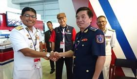 Triển lãm hàng hải và hàng không quốc tế ở Malaysia