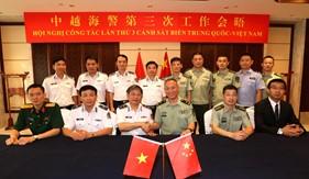 Hội nghị Công tác Cảnh sát biển Việt Nam -Trung Quốc lần thứ 3