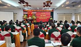 Tập huấn nghiệp vụ công tác lịch sử quân sự toàn quân