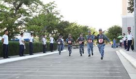 Bộ Tư lệnh Vùng Cảnh sát biển 2 tổ chức Hội thao Thể dục thể thao năm 2019