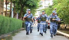 Bộ Tư lệnh Vùng Cảnh sát biển 3 tổ chức Hội thao Thể dục thể thao năm 2019