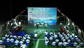 Các tổ chức quần chúng Lực lượng Cảnh sát biển tổ chức tọa đàm văn hóa công sở