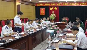 Bộ Tư lệnh Cảnh sát biển bảo vệ thành công hồ sơ thuyết minh đề tài khoa học nghệ thuật quân sự cấp Bộ Quốc phòng