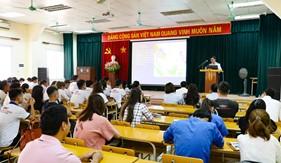 Tuyên truyền về biển, đảo cho đoàn viên, thanh niên quận Nam Từ Liêm