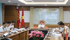 Họp Hội đồng khoa học thông qua 2 đề tài khoa học cấp Bộ Tư lệnh Cảnh sát biển