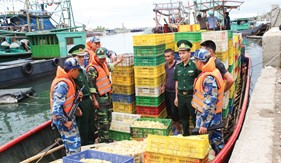 Nâng cao hiệu quả công tác phối hợp trong phòng chống tội phạm trên biển của Lực lượng Cảnh sát biển