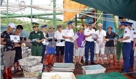 Bộ Tư lệnh Vùng Cảnh sát biển 1 phối hợp tuyên truyền phòng, chống ma túy tại Hải Phòng