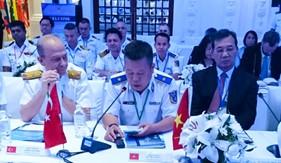 Hội nghị những người đứng đầu Cảnh sát biển các nước châu Á lần thứ 15