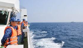 Kết thúc tốt đẹp chuyến kiểm tra liên hợp nghề cá vịnh Bắc bộ  Việt Nam - Trung Quốc lần thứ hai năm 2019