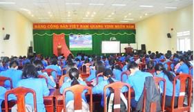 Đoàn Trinh sát số 2 phối hợp tuyên truyền hưởng ứng Ngày Pháp luật Việt Nam