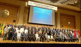 Cảnh sát biển Việt Nam tham dự Hội nghị Cảnh sát biển toàn cầu lần thứ hai, năm 2019, tại Tokyo - Nhật Bản