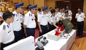 Cục Kỹ thuật Cảnh sát biển - Đơn vị dẫn đầu phong trào Thi đua Quyết thắng giai đoạn 2014-2019