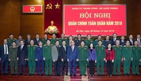 Toàn quân hoàn thành xuất sắc nhiệm vụ Quân sự - quốc phòng năm 2019