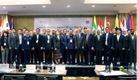 Hội nghị cán bộ cao cấp ReCAAP-ISC tại Hà Nội