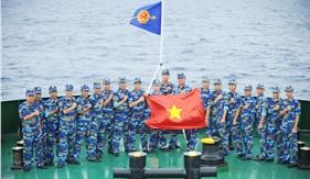Cảnh sát biển Việt Nam vững vàng bảo vệ chủ quyền biển đảo