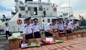 Điều 8 Luật Cảnh sát biển Việt Nam quy định Cảnh sát biển Việt Nam