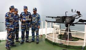 Chủ động học tập, nghiên cứu những vấn đề cơ bản, cốt lõi của Luật Cảnh sát biển Việt Nam năm 2018