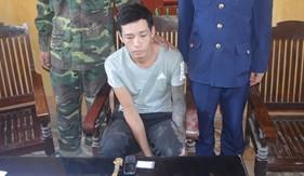 Đoàn Đặc nhiệm PCTP ma túy số 2 bắt giữ đối tượng tàng trữ trái phép 5,05 gam ma túy tổng hợp
