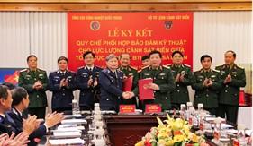 Tăng cường công tác phối hợp bảo đảm kỹ thuật cho Lực lượng Cảnh sát biển