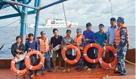 Một số giải pháp nhằm ngăn chặn tình trạng tàu cá Việt Nam khai thác IUU của Lực lượng Cảnh sát biển
