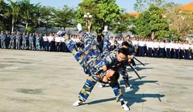 Đổi mới, nâng cao chất lượng huấn luyện sẵn sàng chiến đấu ở Bộ Tư lệnh Vùng Cảnh sát biển 3