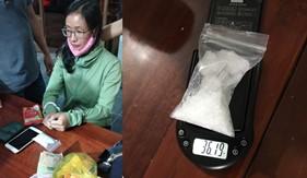 Bộ Tư lệnh Vùng Cảnh sát biển 2 phối hợp bắt gữ vụ mua bán trái phép chất ma túy tại Tp. Tam Kỳ