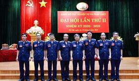 Cục Nghiệp vụ và Pháp luật Cảnh sát biển: Đại hội Đảng bộ lần thứ II nhiệm kỳ 2020-2025