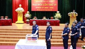 Đảng bộ Cục Kỹ thuật Cảnh sát biển tổ chức Đại hội lần thứ IV nhiệm kỳ 2020-2025