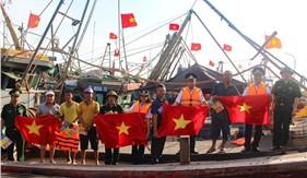 Tuyên truyền phòng chống ma túy cho nhân dân, ngư dân ven biển tỉnh Thái Bình