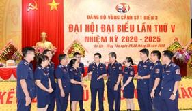 Đảng bộ Vùng Cảnh sát biển 3: Tiếp tục lãnh đạo xây dựng đơn vị vững mạnh toàn diện, mẫu mực, tiêu biểu