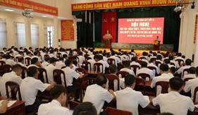 Đảng ủy Vùng Cảnh sát biển 3 quán triệt Nghị quyết số 55 của Bộ Chính trị về định hướng chiến lược phát triển năng lượng quốc gia
