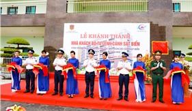 Khánh thành Công trình Nhà khách Bộ Tư lệnh Cảnh sát biển
