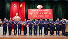 Đại hội Đại biểu Đảng bộ Bộ Tham mưu Cảnh sát biển lần thứ IV, nhiệm kỳ 2020 – 2025