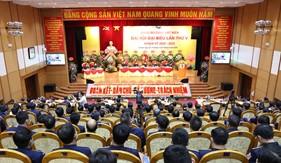 Các lực lượng đang thực hiện nhiệm vụ trên biển gửi điện chúc mừng Đại hội đại biểu Đảng bộ Cảnh sát biển lần thứ V