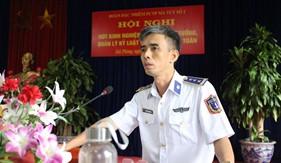 Nâng cao trách nhiệm trong công tác giáo dục tư tưởng, quản lý kỷ luật và bảo đảm an toàn tại Đoàn Đặc nhiệm PCTP ma túy số 1