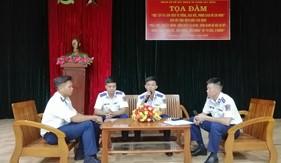 Đoàn cơ sở Hải đoàn 42 tổ chức Tọa đàm học tập và làm theo tư tưởng, đạo đức, phong cách Hồ Chí Minh