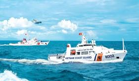 Vị trí, chức năng của Cảnh sát biển Việt Nam theo Luật Cảnh sát biển Việt Nam năm 2018