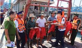 Đẩy mạnh các hoạt động tuyên truyền, phổ biến Luật Cảnh sát biển Việt Nam