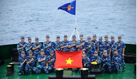 Quá trình xây dựng dự thảo và ban hành Luật Cảnh sát biển Việt Nam năm 2018