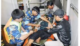 Nghĩa vụ và trách nhiệm của cán bộ, chiến sĩ Cảnh sát biển theo Luật Cảnh sát biển Việt Nam