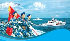Cảnh sát biển Việt Nam thực hiện tốt nhiệm vụ được giao, góp phần giữ gìn vùng biển hòa bình, ổn định, an ninh, an toàn