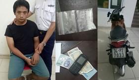 Đoàn Đặc nhiệm PCTP ma túy số 1: Khởi tố hình sự đối tượng tàng trữ trái phép chất ma túy