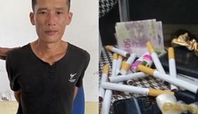 Đoàn Đặc nhiệm PCTP ma túy số 1: Bắt giữ đối tượng tàng trữ trái phép chất ma túy từng có 3 tiền án về ma túy