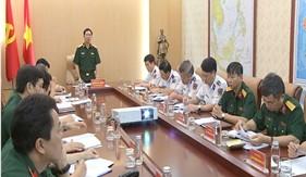 Chuẩn bị tốt các mặt công tác cho tập huấn toàn quốc Luật Cảnh sát biển