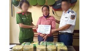 Đoàn Đặc nhiệm PCTP ma túy số 1 phá chuyên án lớn, bắt đối tượng vận chuyển trái phép 10kg ma túy tổng hợp