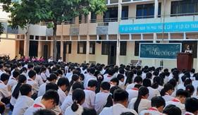 Bộ Tư lệnh Vùng Cảnh sát biển 3 tuyên truyền phòng, chống ma túy trong học đường