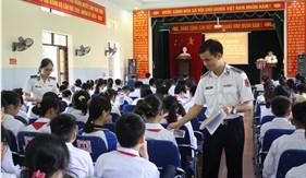 Đoàn Đặc nhiệm PCTP ma túy số 1: Tăng cường tuyên truyền phổ biến, giáo dục pháp luật cho thanh, thiếu niên và học sinh