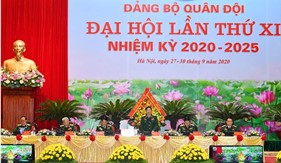 Những ý kiến tâm huyết từ Đại hội đại biểu Đảng bộ Quân đội lần thứ XI