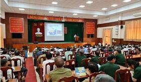 Tuyên truyền biển, đảo cho hơn 300 cán bộ, hội viên Hội Cựu chiến binh tỉnh Bà Rịa – Vũng Tàu